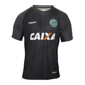 Camisa Goleiro Topper Goiás Oficial II 2018 Masculina