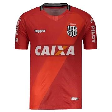 Camisa Goleiro Topper Ponte Preta Oficial II 2018 Masculina