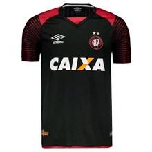 Camisa Goleiro Umbro Athletico Paranaense Oficial I 2017 Juvenil