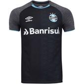 Camisa Grêmio Aquecimento 2018 Umbro Masculina