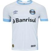 Camisa Grêmio II 2018 Oficial Umbro Masculina