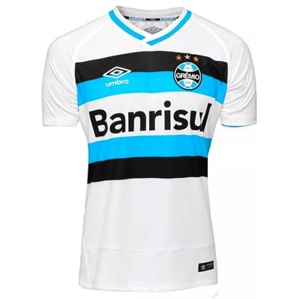 68fa33500a Camisa Grêmio Oficial II Jogador 3G00053 Oficial de Jogo - EsporteLegal