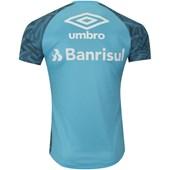 Camisa Grêmio Treino 2018 Umbro Masculina