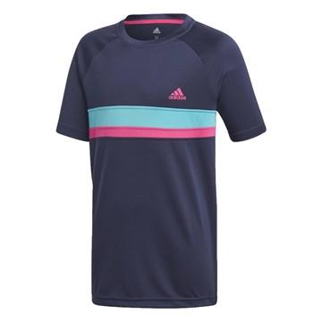 Camisa Infantil Adidas Colorblock Club