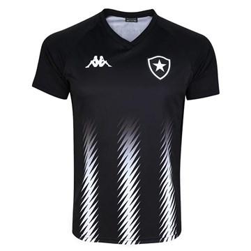 Camisa Kappa Botafogo Aquecimento 2019/20 Masculina