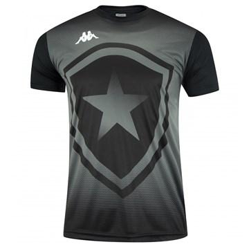 Camisa Kappa Botafogo Escudo Torcedor Masculina