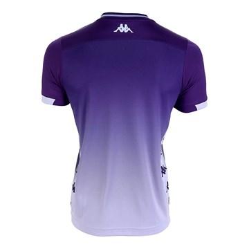 Camisa Kappa Botafogo Goleiro I 2019/20 Juvenil - Roxo
