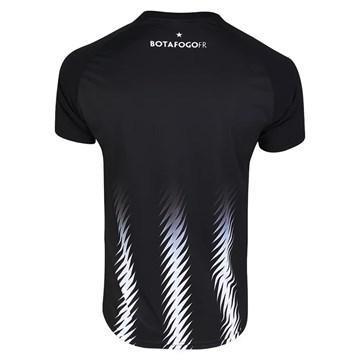 Camisa Kappa Botafogo Oficial Aquecimento 2019/20 Masculina