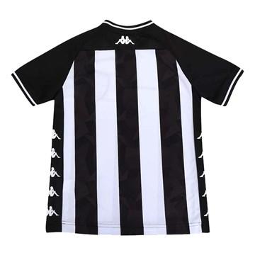 Camisa Kappa Botafogo Oficial I 2019/20 Juvenil