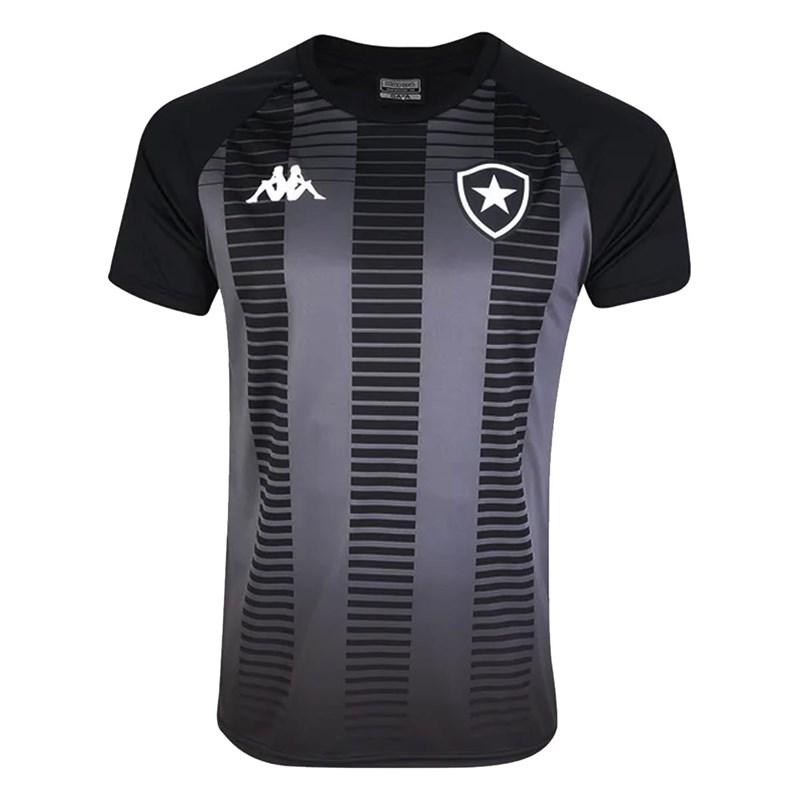 Camisa Kappa Botafogo Torcedor 2019/20 Masculina
