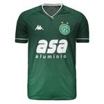 Camisa Kappa Guarani Oficial I 2021 Masculina