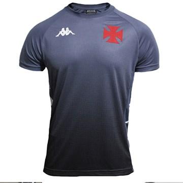 Camisa Kappa Vasco Comissão Técnica 20/21 Masculina