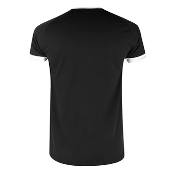 Camisa Kappa Vasco Concentração 20/21 Masculina - Preto