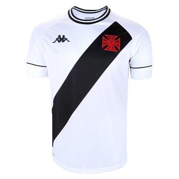 Camisa Kappa Vasco Oficial II 2020 Masculina