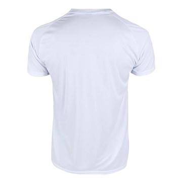 Camisa Kappa Vasco Supporter Masculina - Branco
