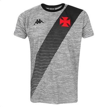 Camisa Kappa Vasco Supporter Mixed Masculina