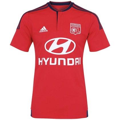 a9fba0917a343 Camisa Lyon Adidas Oficial 2 S11912 - EsporteLegal