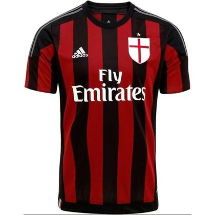 6aa22af8b Camisa Milan Adidas Itália S11836 - EsporteLegal