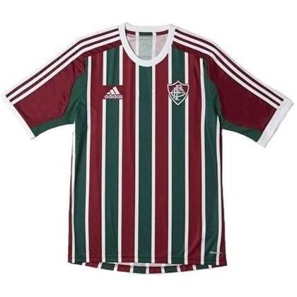 2c3f5de982 Camisa Oficial I Fluminense Adidas AO0726 - EsporteLegal