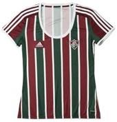 Camisa Oficial I Fluminense Adidas Feminina AO0728