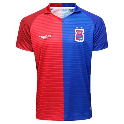 Camisa Paraná I 2017 S N Torcedor Topper Masculina - EsporteLegal ffaabd91237ef