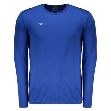 Camisa Penalty Matís 2 IX Manga Longa Masculina - Azul