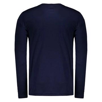 Camisa Penalty Matís 2 IX Manga Longa Masculina - Marinho