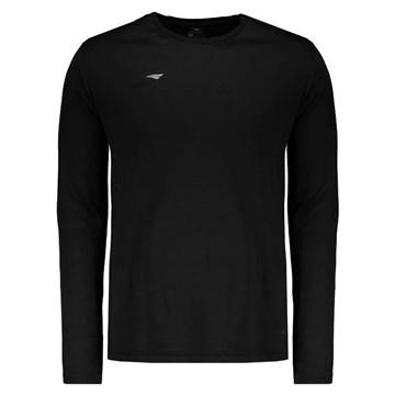 Camisa Penalty Matís 2 IX Manga Longa Masculina - Preto