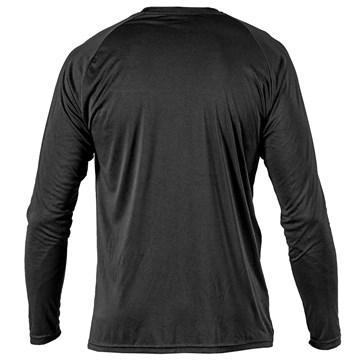 Camisa Poker Fator de Proteção UV50+ II M/L Masculina - Preto