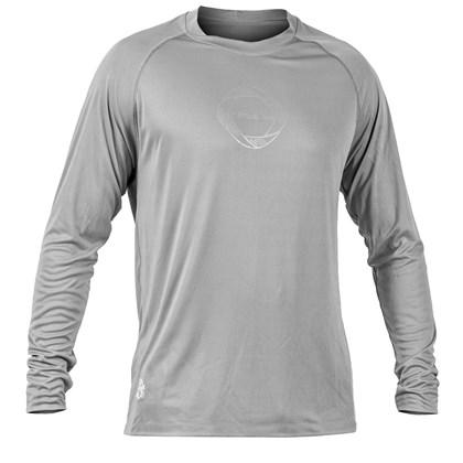 Camisa Poker Proteção UV50+ Masculina - Chumbo e Cinza - Esporte Legal 6de368a67dc1e