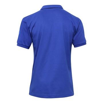 Camisa Polo Adidas Boca Juniors Viagem 2021/22 Masculina - Azul