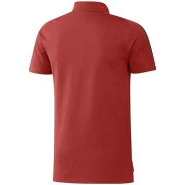 Camisa Polo Adidas Flamengo 2021/22 Masculina - Vermelho