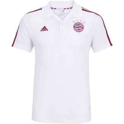 be3c21361140a Camisa Polo Bayer de Munique Adidas AC6720 - EsporteLegal