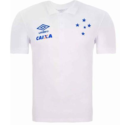 d9f8a710e6 Camisa Polo Cruzeiro Viagem Umbro 3E33000