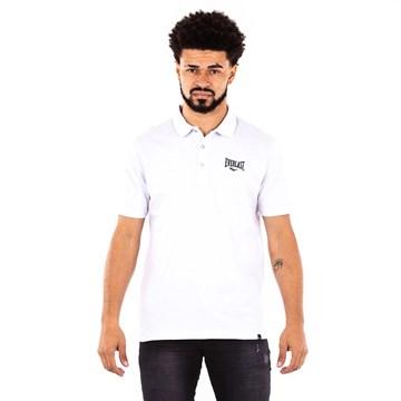 Camisa Polo Everlast Fundamentals Masculina - Branco