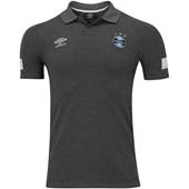 Camisa Polo Grêmio Viagem 2018 Umbro Masculina