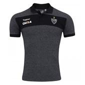 Camisa Polo Topper Atlético Mineiro Viagem Masculina