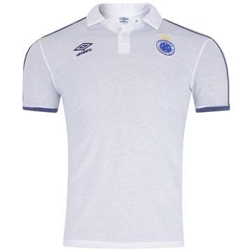 Camisa Polo Umbro Cruzeiro Viagem 2019 Masculina