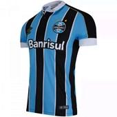 Camisa Polo Umbro Grêmio Oficial I 2019 (Patro.+ Nº10) Masculina