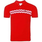 Camisa Polo Umbro Infantil Euro Stripe 2S54000
