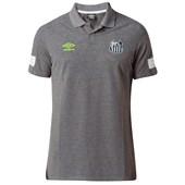 c555b363a4 Camisa Umbro Santos Oficial 1 2018 Game S/N Masculina - EsporteLegal