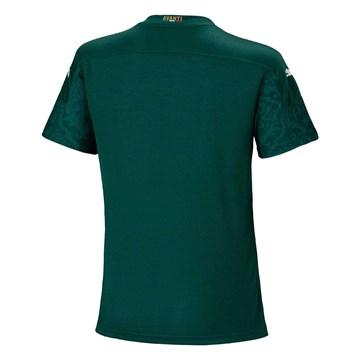 Camisa Puma Palmeiras Oficial I 2020 Feminina