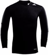 Camisa Térmica Adidas Cimpressão AJ5016 Alta Performance