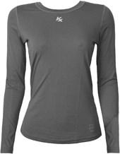 Camisa Térmica Baby Look Kanxa com Proteção Bactericida e UV50