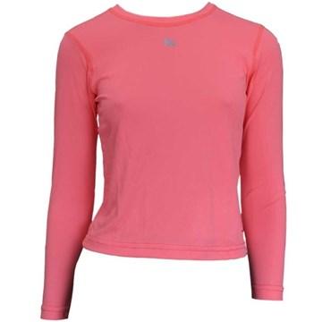 Camisa Térmica Baby Look Kanxa com Proteção UV50