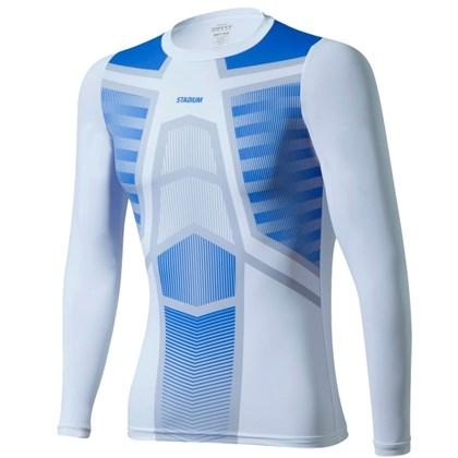 9c004a24b4526 Camisa Termica Compressão Proteção Solar Stadium ML 301987 ...