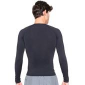 Camisa Térmica EL Fator UV Manga Longa Poliamida