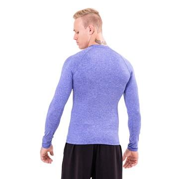 Camisa Térmica Esporte Legal Thermo ML Masculina - Azul