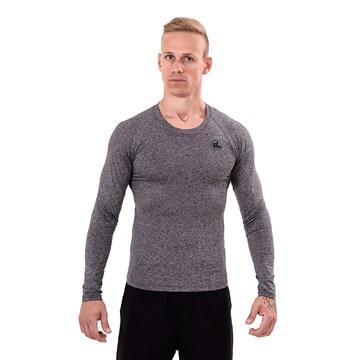 Camisa Térmica Esporte Legal Thermo ML Masculina - Cinza
