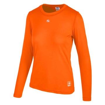 Camisa Térmica Kanxa Baby Look Protection UV50+ Infantil - Flame
